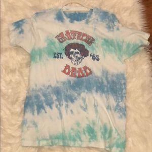 Grateful Dead tie-dye tee